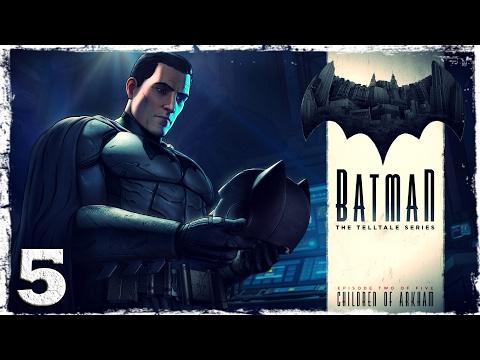 Смотреть прохождение игры Batman: The Telltale Series. #5: Мы - не семья.