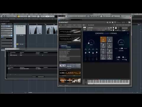 Cinematic Studio Strings - Testbericht