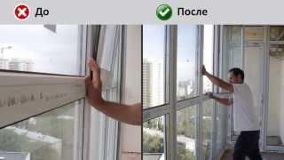 Теплый балкон. Киев. Гарматная