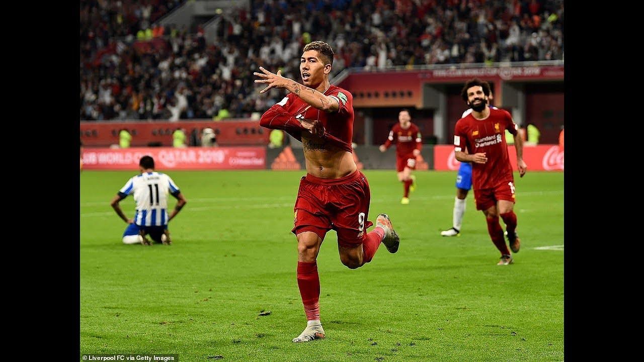 Roberto Firmino's 91st-Minute Winner Sends Liverpool to Club ...