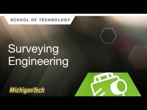 Surveying Engineering Michigan Tech