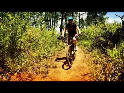 Guesthouse 4heaven in Südafrika und Bikeschule Olten present - Trails @ Groenberg/Kloof Pass