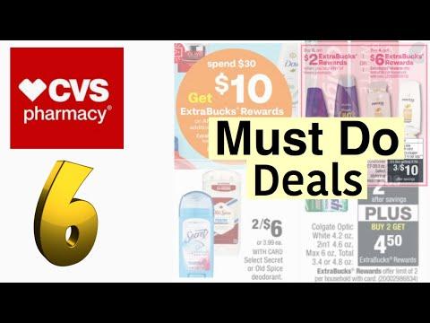 Must Do CVS Deals 7/12-18/2020 I Beginner Friendly Money Makers! I $0.24 Crest I Cheap Diapers!