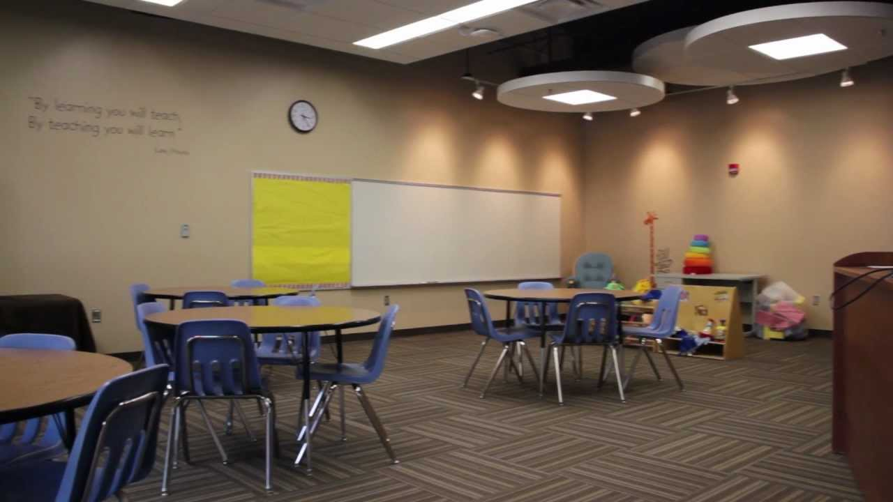 Education & Psychology Building Tour - Mayville State ...