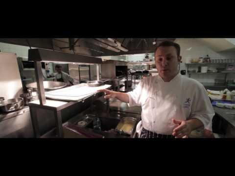 La Bonne Auberge: Tour of The Kitchen