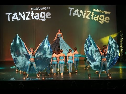 Eclipse Showdance ARABIAN DREAMS ★ Spartensieger Show Adults Duisburger Tanztage 2016