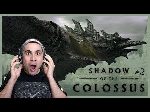 Η ΠΙΟ ΓΑΜΑΤΗ ΜΑΧΗ! (Shadow Of The Colossus #2)