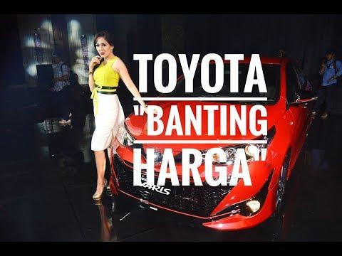 """Toyota Yaris 2018 """"Cuma Naik"""" Rp 1,5-3 Juta   otomotifmagz.com"""