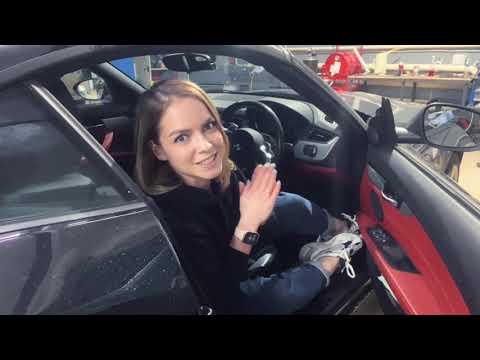 BMW Z4 установка электронного выхлопа THOR
