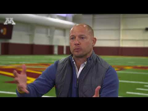 P.J. Fleck on Athletes Village, Larson Football Performance Center