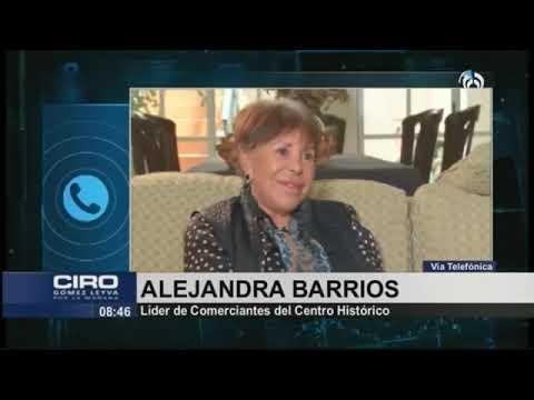 """Estar presa fue un """"regalo de Dios"""" porque pude estar con mi hija: Alejandra Barrios"""