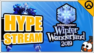 Countdown to Overwatch Winter Wonderland & NEW PATCH - Event 2019 HYPE! -  GIVEAWAYS!