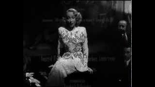Ensaios nº. 66. Marlene Dietrich, 1948. Fragmentos de um filme