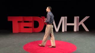 Fueling Human Excellence | Dr. Ian Connole | TEDxMHK