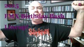 2015 FMX Birthday Bash Lineup - Lubbock, Texas