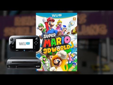 Gameplay : Super Mario 3D World [WII U]