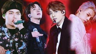 BEST OF BTS DANCE LINE (Jung Hoseok, Park Jimin, Kim Taehyung, Jeon Jungkook)