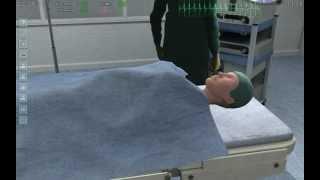 Chirurgie Simulator 2011 - Varikosis [HD]