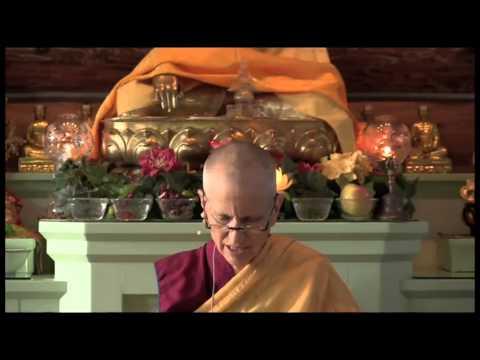 Chenrezig sadhana glance meditation