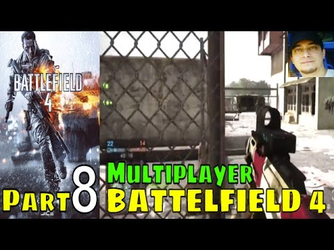 Battlefield 4 Walkthrough Gameplay Multiplayer 8 PS4   PS3 lets play playthrough Live Commentary