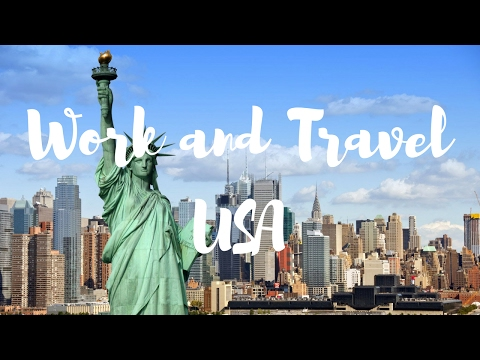 Travel Vlog | Work and Travel Program 2016