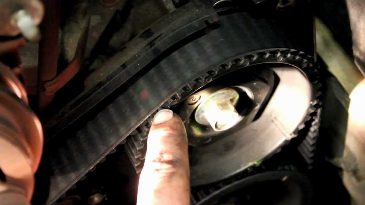 Subaru Timing Belt Replacement Youtube 2006 Baja 250 Cc Wiring Diagram