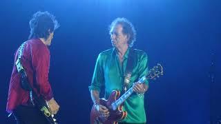 """Band Intros & Slipping Away"" Rolling Stones@MetLife Stadium New York 8/1/19"