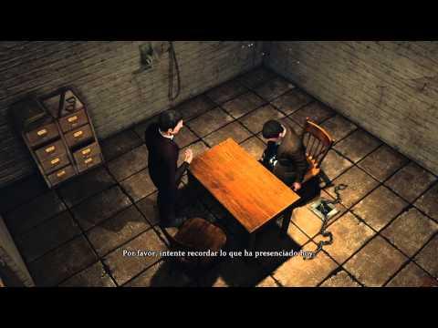 Sherlock Holmes: Crimes and Punishments Arqueólogo 1  