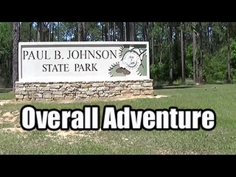 Paul B Johnson State Park Overall Adventure April 23 24 2016
