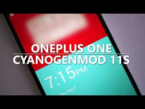 OnePlus One: CyanogenMod 11S - Feature Focus