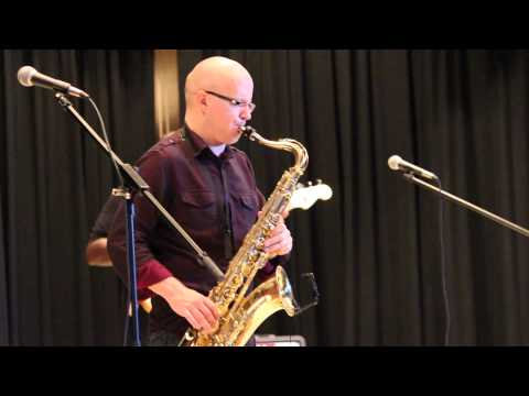 The Bryon Anderson Trio - Hamlet Middle School