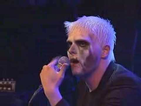 My chemical romance - Cancer (live)