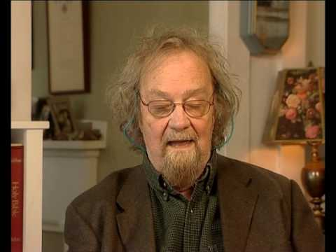 Donald Hall - Working habits, writing for a living, and changes in style (37/111)