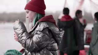 Кристина и Юша ( сериал мама)