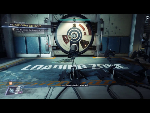 PREY Gameplay Walkthrough  -  #Part 7 - how to open cargo ba