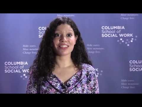 WHY COLUMBIA? Broadway Actress's Story