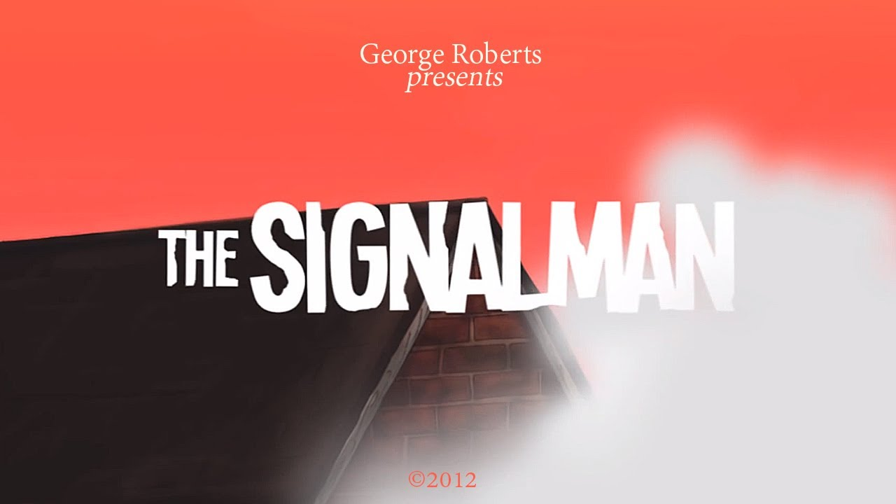 an analysis of the topic of the signalman short story