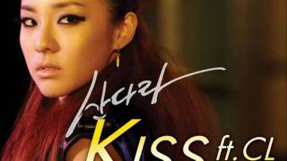 [HD] Sandara Park ~ Kiss (Ft. CL) [MP3]