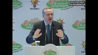 BAŞBAKAN RECEP TAYYİP ERDOĞAN 30.03.2013 4.Yerel Yönetimler SEMPEZYUMU