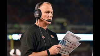 MARK RICHT WON'T FACE THE TRUTH / Miami Hurricanes - Georgia Tech Yellow Jackets Preview