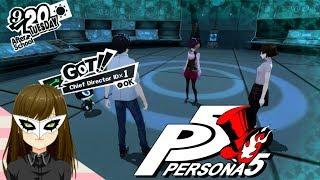 Persona 5 - Keycard aquired! Episode 189
