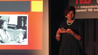 I Am Because You Are - Building a Sense of Community | Dr. Patrice McClellan | TEDxWayPublicLibrary