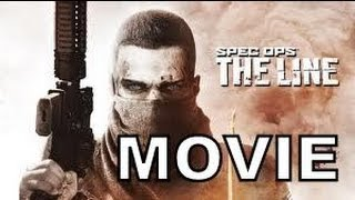 Spec Ops: The Line Movie [All In-Game Cinemas]