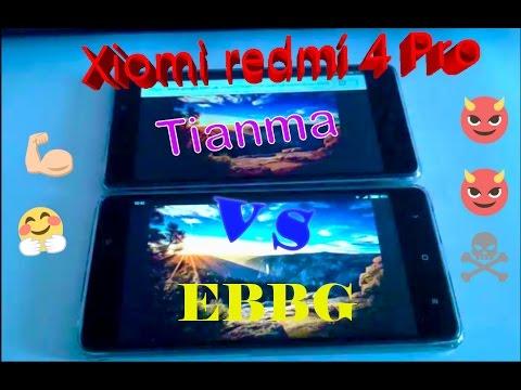 EBBG или Tianma Сравнение картинок, режим brilliant, Часть 2