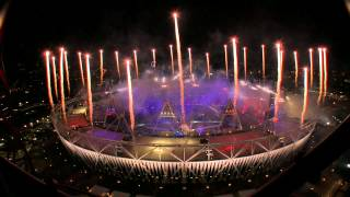 Download lagu Fireworks: London 2012 Olympics Closing Ceremony