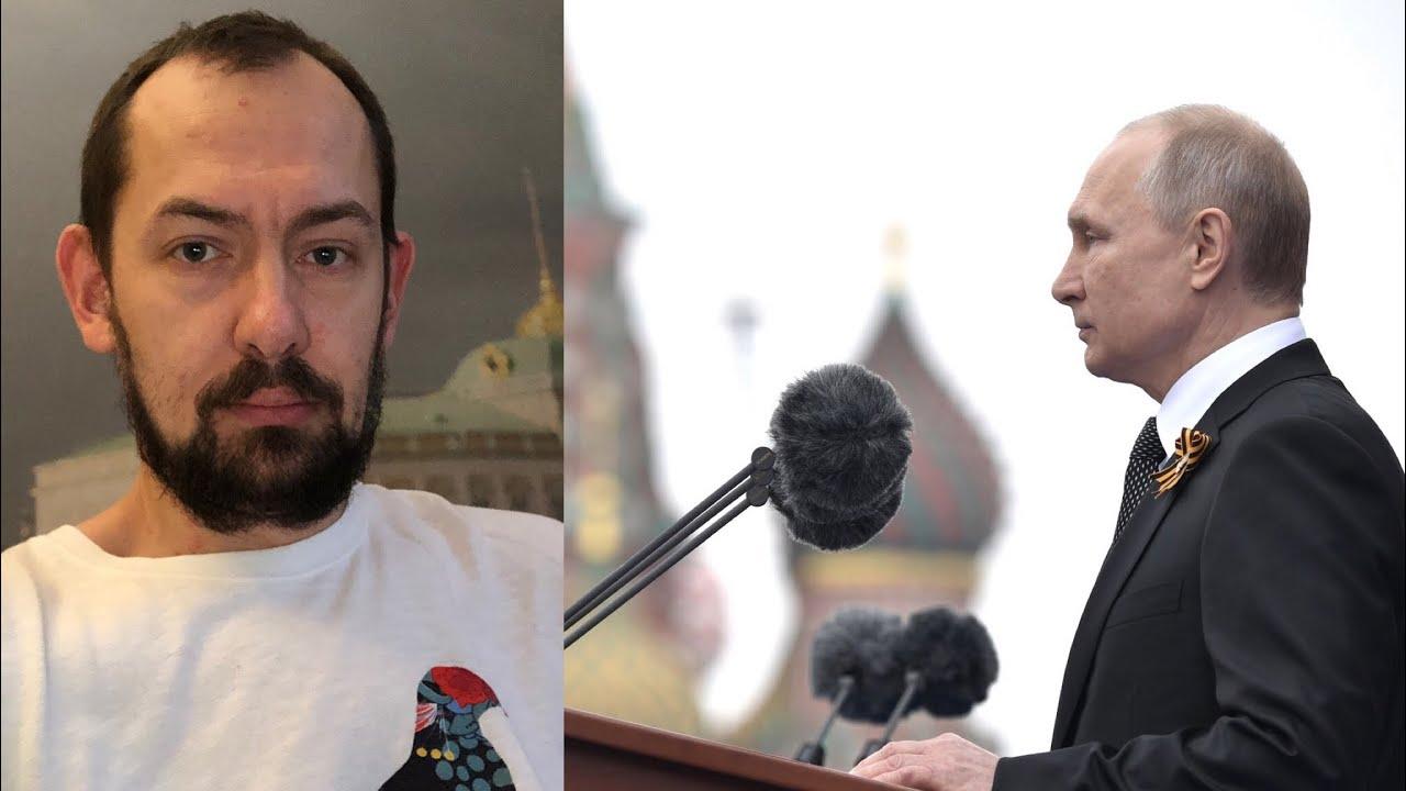 Путин объявил: «Киев - наш»