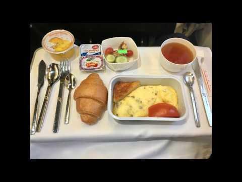 Mahan Air Tehran Paris Premium Economy : Upgrade  Airbus A340