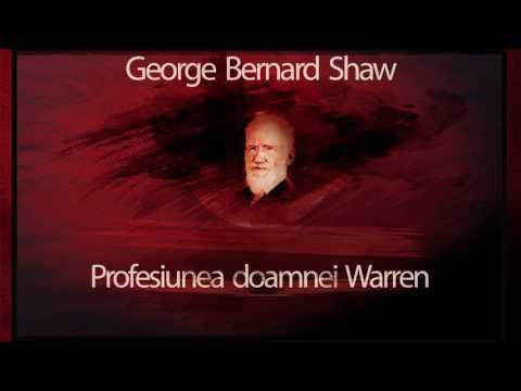 Profesiunea doamnei Warren - George Bernard Shaw