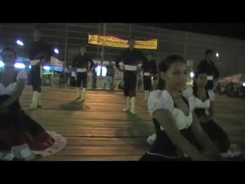 Dança do Café XV de Outubro - Festival do Hiléia, Manaus - 2010