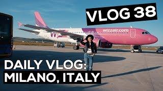 DAILY VLOG IN VACANTA: 📍MILANO, ITALY (4K)   VLOG #38